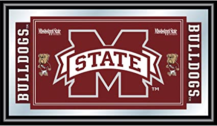 NCAA Iowa State University Framed Logo Mirror