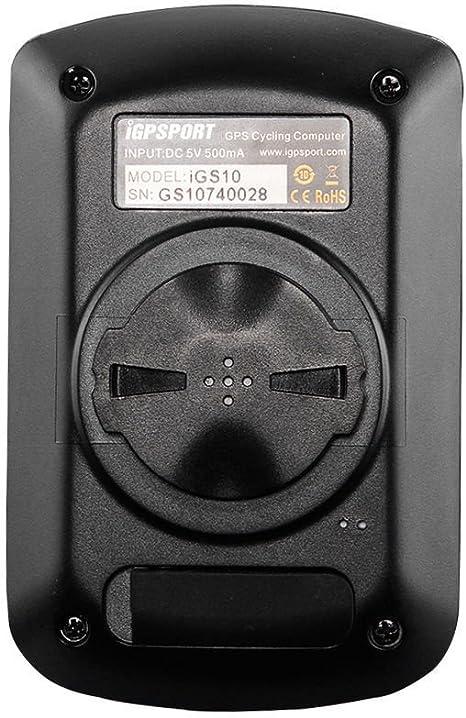 Igpsport Igs10 Europäische Version Zyklus Computer Gps Fahrrad Radfahren Quantor Aufnahme Daten Und Routen Display Anti Reflexionen Kontrast Kompatibel Zu Ant Sensor Trittfrequenz Geschwindigkeit Puls Bluetooth Ipx6 Sport Freizeit