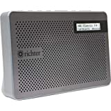 RR25 RICHTER DAB+ Digital and FM Radio Core Digital Radio - Richter DAB+ Digital Radio and FM Radio, 20 Station Presets (10X DAB+ & 10X FM)