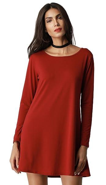 Clarisbelle Vestito Donna Red 42