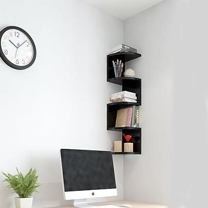 scaffale mensola Libreria creativa a scaffali a muro a scomparsa ...