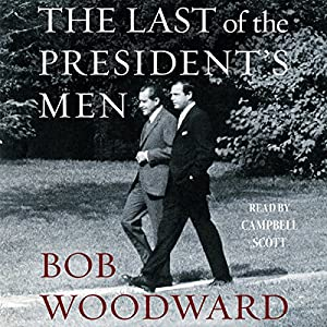 The Last of the President's Men Hörbuch