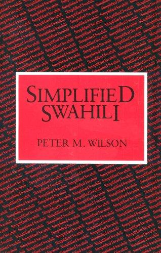 Simplified Swahili (Longman Language Texts)...