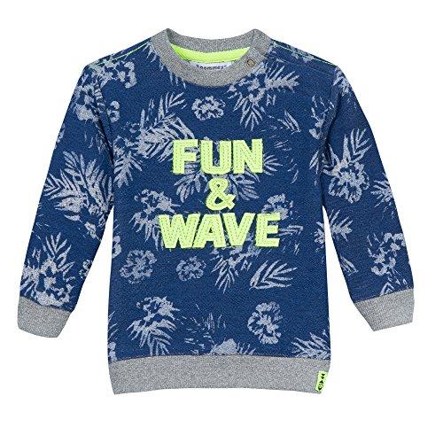 Boy's Printed Sweatshirt 3Pommes Azul Blue oscuro 8UdxOqH