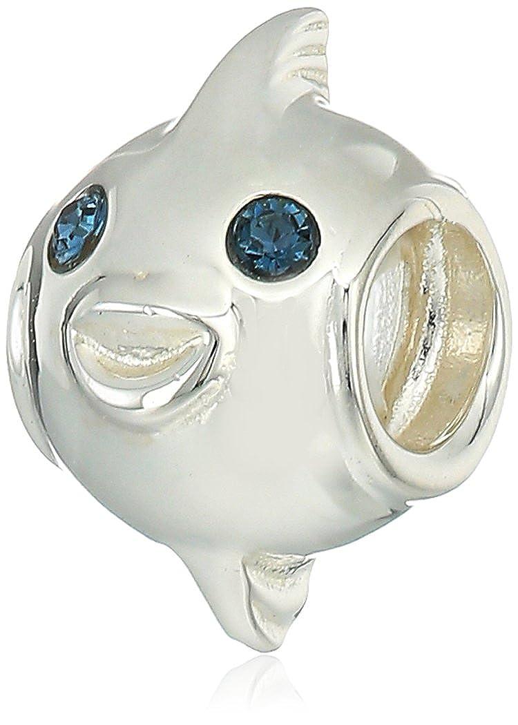 Chamilia Pucker Fish Bead Charm Chamilia Jewelry 2025-1980