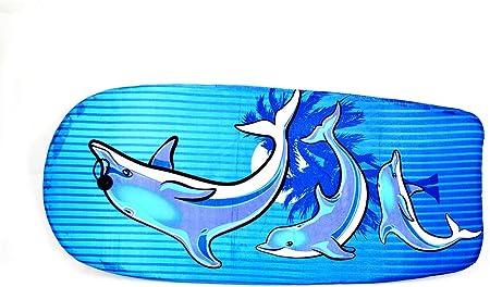 EPS Body Board //// Tabla Surf 94 CM-Dibujo delfines-Cocovery19