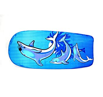 EPS Body Board//Tabla Surf 94 CM-Dibujo delfines-Cocovery19