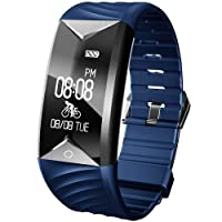 Willful Orologio Fitness Cardio Smartwatch Impermeabile IP67 Donna Uomo
