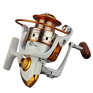 Spinning Fishing Reel 12BB + 1 Rodamientos De Bolas Serie 500-9000 ...