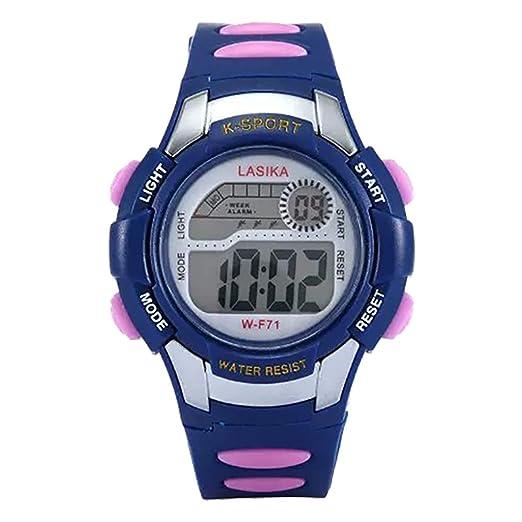 Kanpola Niño Smartwatch Fashion Relojes, Multi Function ...