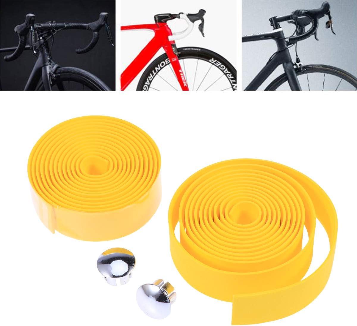 MTB Mountain Bike Cork Handlebar Bar Grip Wrap Tape Ribbon Cycle Bicycle Road