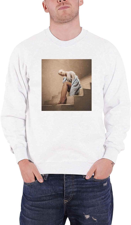 Ariana Grande Officiel Sweat-Shirt Sweetener Staircase Logo Nouveau Unisex