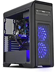 ADMI Gaming PC: Intel i5 9400F 4.1Ghz Turbo SIX Core, GTX 1660 6GB, 8GB DDR4, 1TB HD, Falcon Case, DVDRW, 300MBps, Win 10