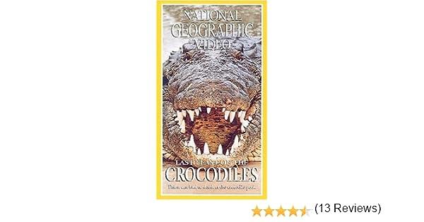Amazon.com: National Geographic's Last Feast of the Crocodiles ...