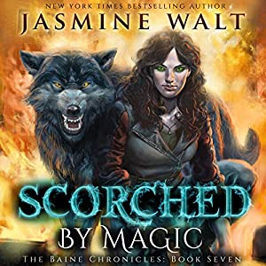 Scorched by Magic Audiobook