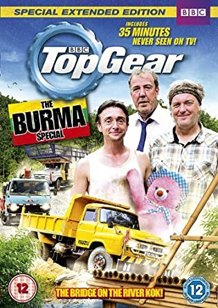 Top Gear - The Burma Special Directors Cut Italia DVD: Amazon.es: Jeremy Clarkson, Richard Hammond, James May, Kit Lynch-Robinson, Jeremy Clarkson, Richard Hammond, Andy Wilman: Cine y Series TV
