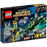 LEGO DC Comics Super Heroes Green Lantern vs. Sinestro - building sets (Boy, Multicolour)