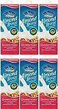 (6 Pack) - Blue Diamond - Almond Milk Unsweetened   1000ml   6 Pack Bundle