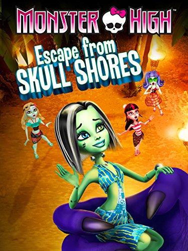 Monster High: Escape From Skull Shores -