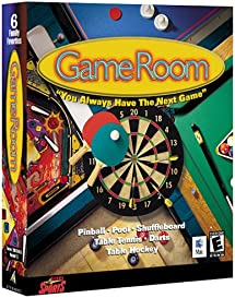 Sierra Sports Game Room - PC/Mac: Video     - Amazon com