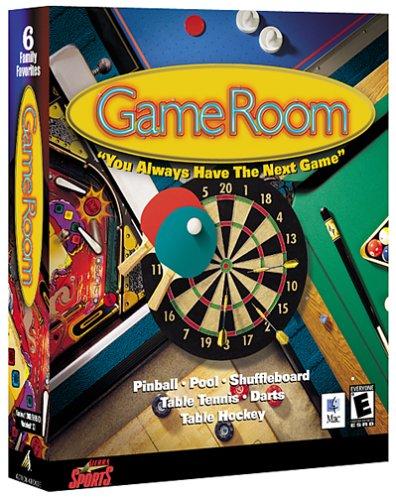 (Sierra Sports Game Room - PC/Mac)