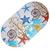 MAIYUAN Non Slip Baby Bath Mat,Shower Mat, Bathtub Mat for Kids,Mold Resistant PVC 27 x 15 Inch by