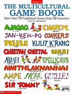 Multicultural Game Book (Instructor Books)