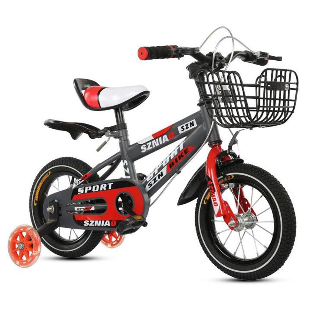 XQ TT-22子供用自転車子供用自転車 12/16/18インチ 子ども用自転車 ( サイズ さいず : 16-inch ) B07CK2K7XJ16-inch