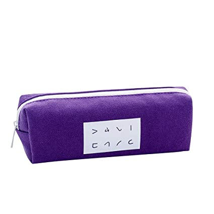 Amazon.com: Pencil Bag, Soft pencil Package Cute Pencil Box ...