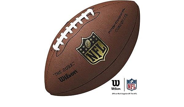 Wilson balón de fútbol americano de equipo de fútbol americano el ...