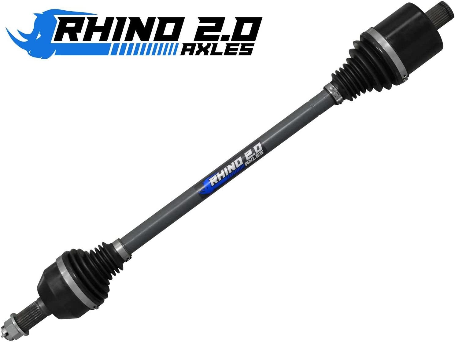 2011-2015 For Use With 6 Lift Kit SuperATV Rhino 2.0 Can-Am Commander 800//1000 Extended Length CV Axle - Front Right