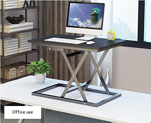 Folding Desk Escritorio Plegable para computadora de pie ...