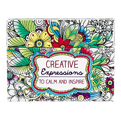 Creative Expressions: Cards to Color and Share from Christian Art Gifts