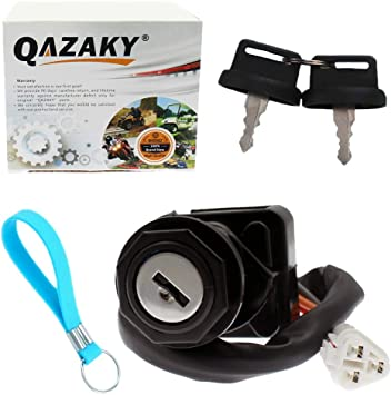 Ignition Key Switch Fit For Suzuki Quadracer 450 LT-R450 LTR450Z 2006-2009 ATV