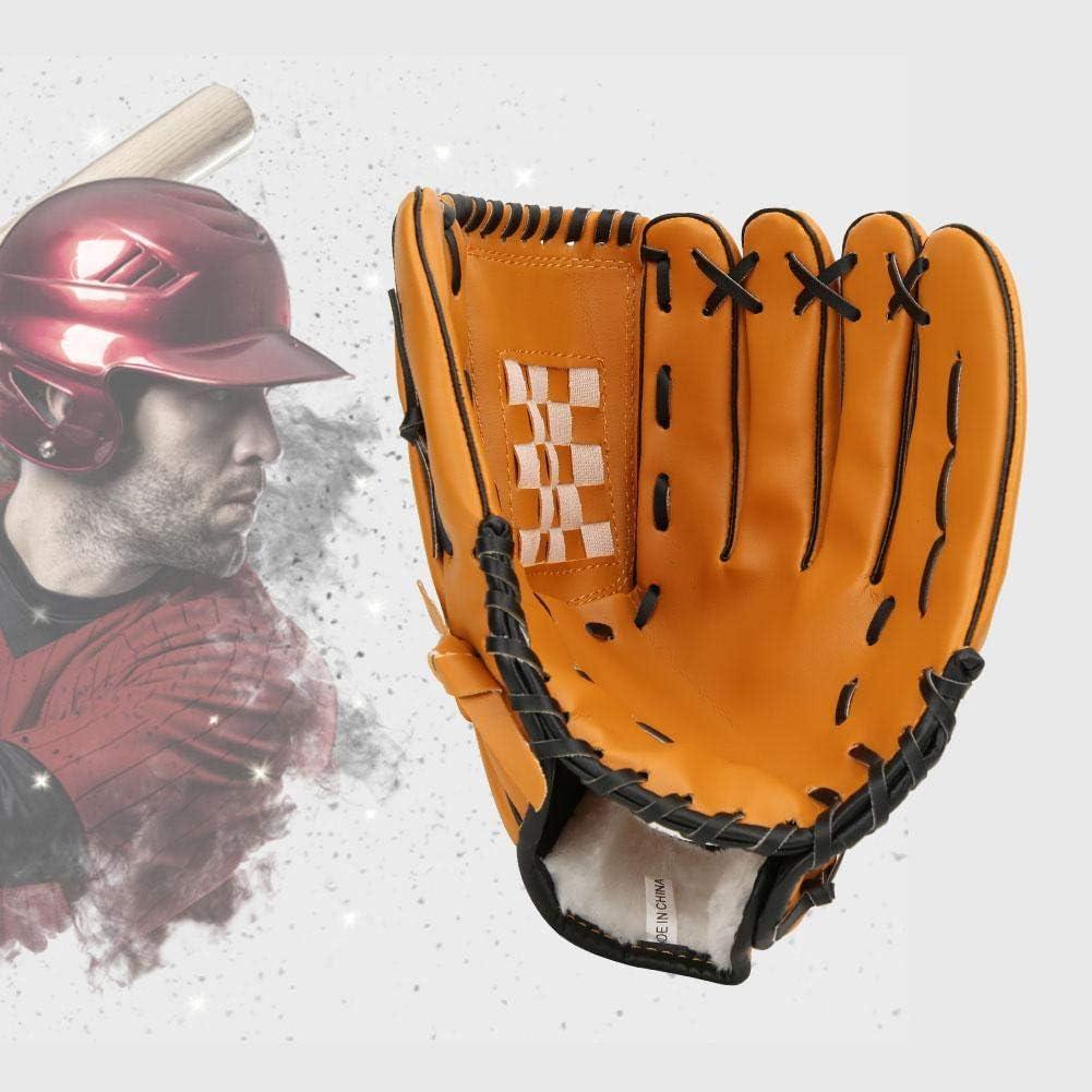Vbestlife Gant de Baseball de PVC Gant de Baseball de PVC /épaississant Pratiquant des Gants De Comp/étition De Formation pour des Enfants Dadultes