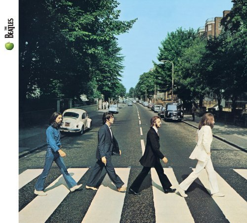 Original album cover of Abbey Road by Beatles by Beatles