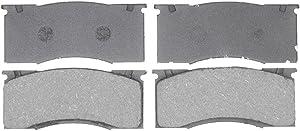Raybestos PGD11 Professional Grade Organic Disc Brake Pad Set