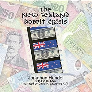 The New Zealand Hobbit Crisis Audiobook