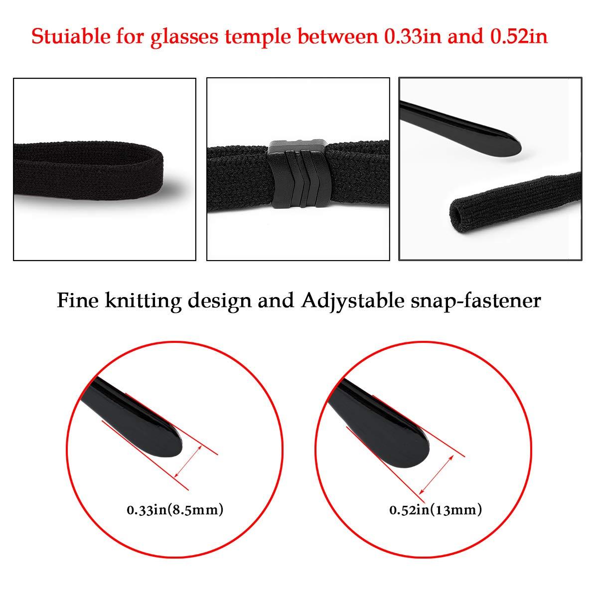 Amazon.com: Cordón para sujetar gafas – Cordón para sujetar ...
