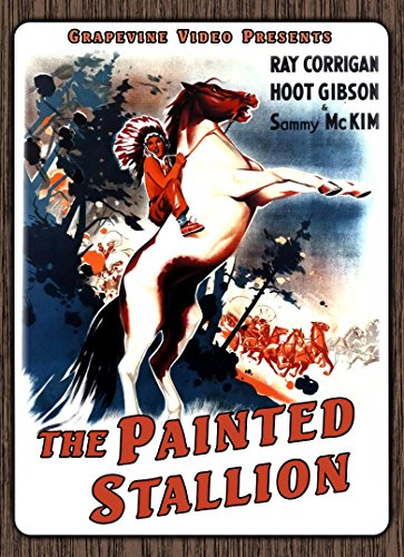 Painted Grapevine (The Painted Stallion (1937))