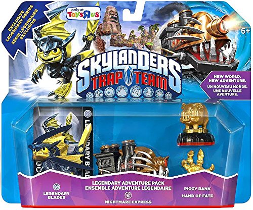 Skylanders Trap Team Legendary Adventure Pack Nightmare Express by Activision