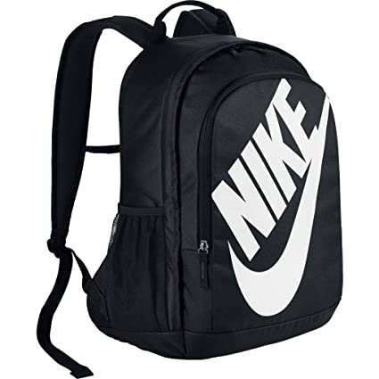 Amazon.com  NIKE Sportswear Hayward Futura Backpack, Black Black ... 7a1035c7a1