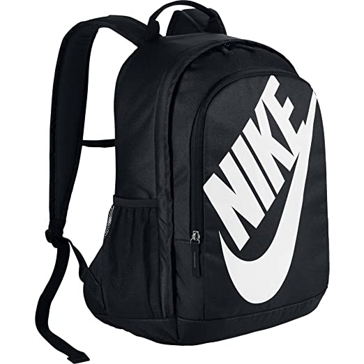 5d2f9c298e407 Nike Sportswear Hayward Futura Backpack for Men, Large Backpack with  Durable Polyester Shell and Padded