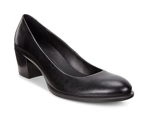 Ecco Shape 35, Zapatos de Tacón para Mujer, Negro (1001black