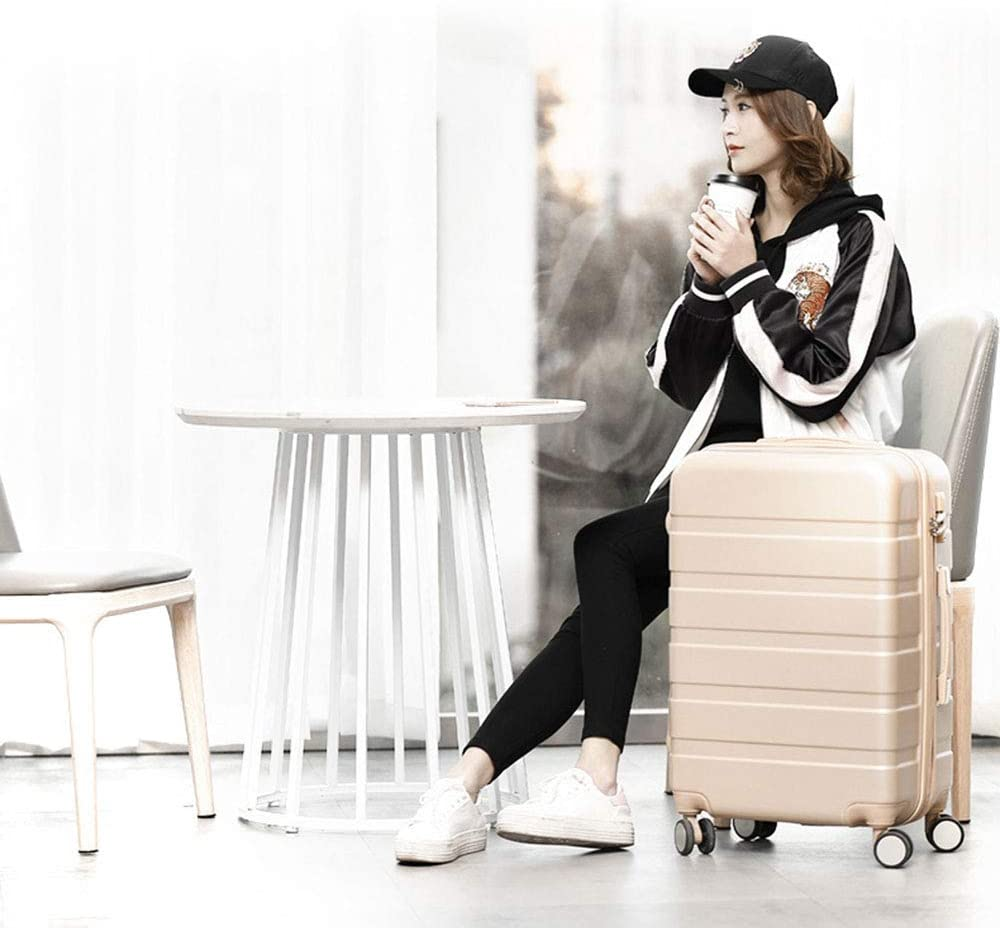 Universal Wheel Suitcase Anti-pressure And Fall Resistance, 20 Business Trolley Case Male And Female Suitcase
