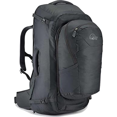 87ca881461 LOWE ALPINE AT VOYAGER 55:15 BACKPACK (ANTHRACITE): Amazon.fr ...