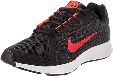 Nike Downshifter 8 (GS), Zapatillas para Hombre, Multicolor (Black/Bright Crimson/Dark Grey/White 001), 39 EU: Amazon.es: Zapatos y complementos