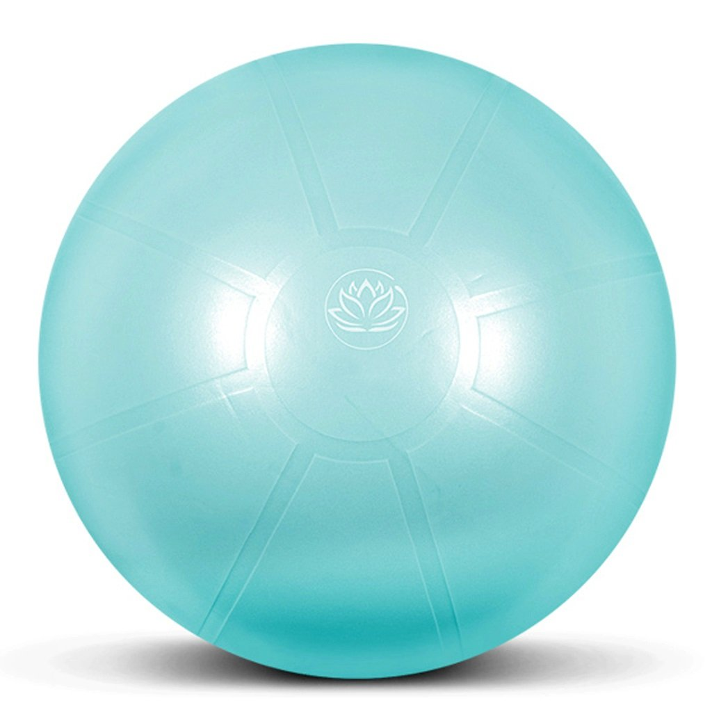 Amazon.com: Fitness Ball Yoga Ball Fashion Pilates Green ...