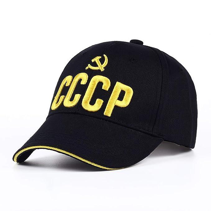 Meaningg Gorra de béisbol Rusa del Estilo de la Venta Gorra de ...
