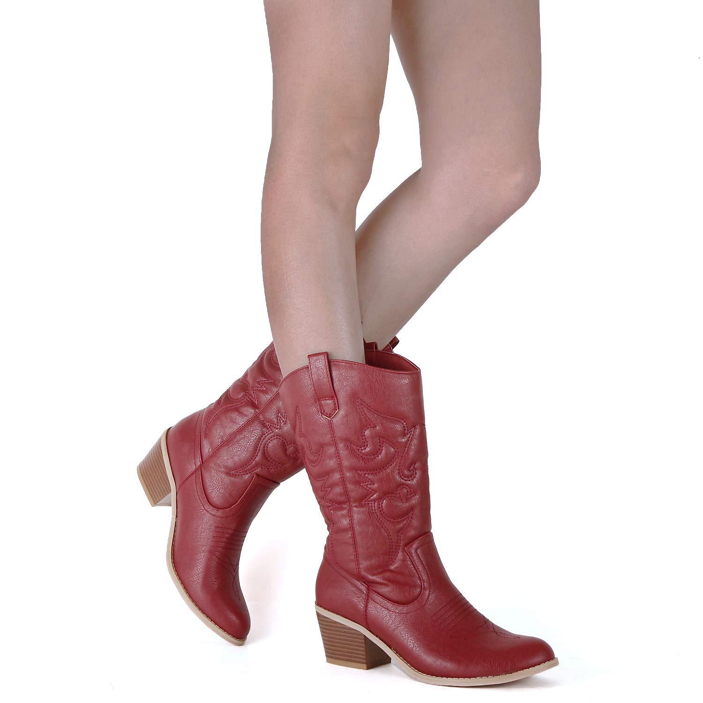 West West West Blvd - Miami Cowboy Western Damen Stiefel 88154f